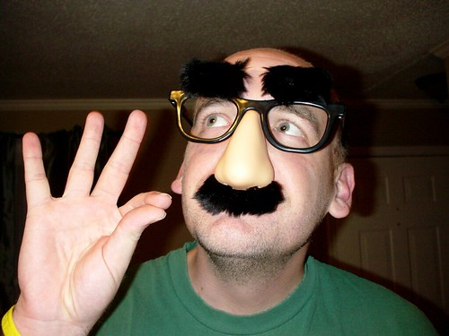 I Want to Be Like Groucho 4