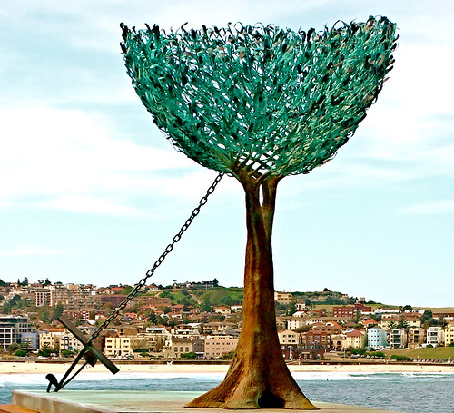 Bondi Beach, Australia - Sculpture by the Sea 2008