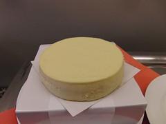 あぢわい「ニューヨーク・チーズケーキ」