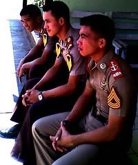 the cadet's (rizky elfikar) Tags: city army police uniforms semarang cadet tni magelang polisi polri akpol akmil akabri