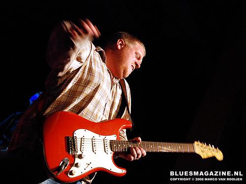 Danny Bryant @ RosBlues 2008