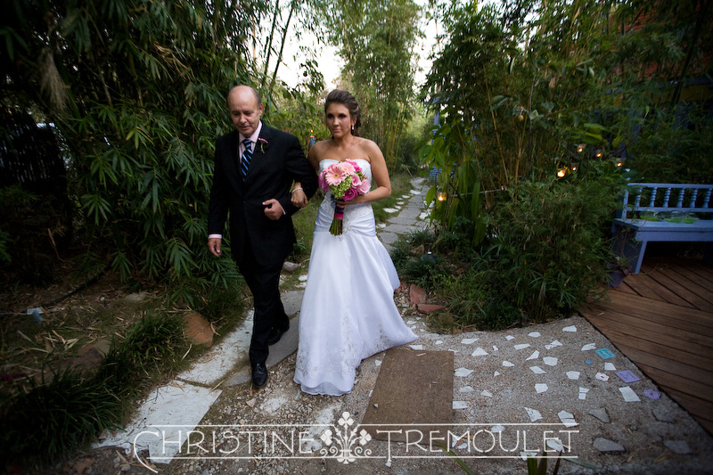 Erika & Her Father