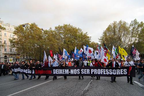 Manifestação de professores #23