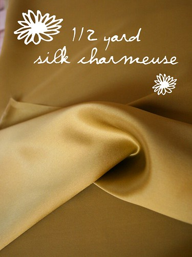 make a silk scarf