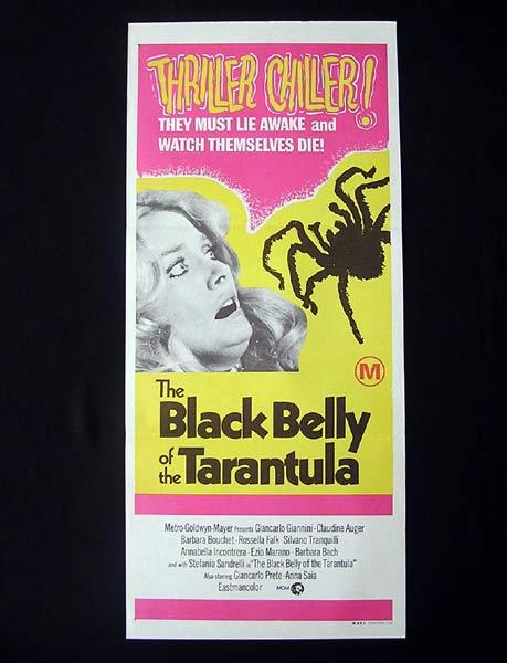 BLACKBELLYOFTHETARANTULA