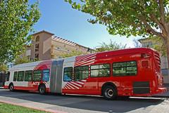 MTS Bus (So Cal Metro) Tags: bus sandiego metro transit artic 1000 mts sdsu brt 1012 nabi sandiegotransit articulatedbus 60brt