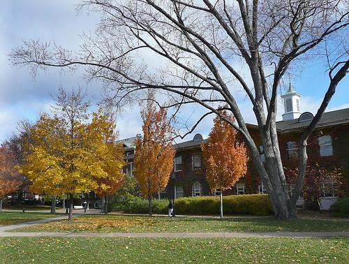 Parker and Morrison Halls