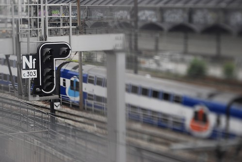 Paris RER by smaedli.