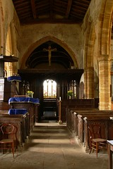 Nave, Ashby St Ledgers