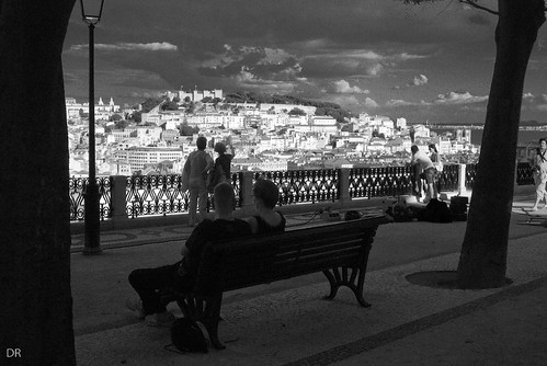 Lisboa e o Castelo