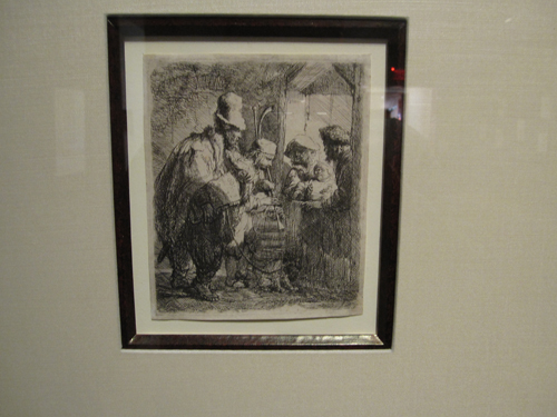 Gallery - Rembrant beggers