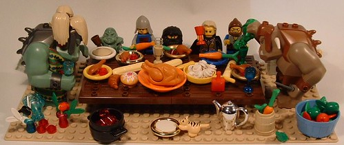Thanksgiving at the Trolls by floodllama, on Flickr