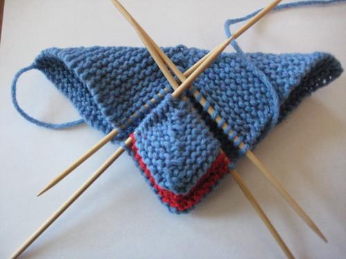 knitted diplocaulus