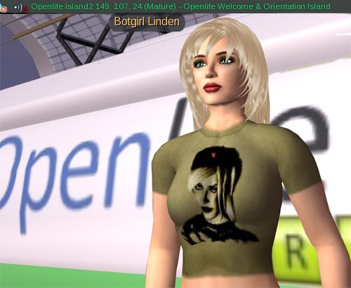 Botgirl Linden