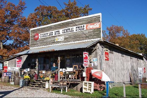 Cumberland Mountain General Store