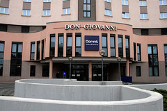 Hotel Don Giovanni - Eingang