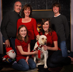 Orrico family Christmas card picture (tomschaefer) Tags: christmas xmas 3 christmascard orricofamily