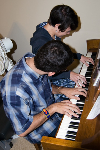 bobby hamilton piano