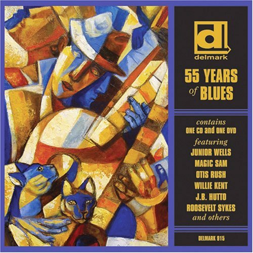 Delmarc Records - 55 Years of Blues (CD)