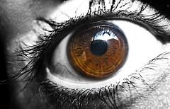 Locura.. (Laureano Moreno) Tags: iris macro cute eye blanco me mi cutout out ojo crazy yo negro loco xd vena conmigo locura satanico grima desorbitado ltytr2 ltytr1 unanimidad