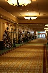Pacifica Ballroom Hallway