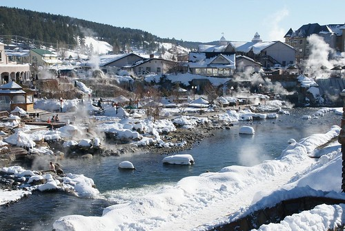 Pagosa Springs (CO) United States  city photos : Pagosa Springs covered in Snow by tschaefer123