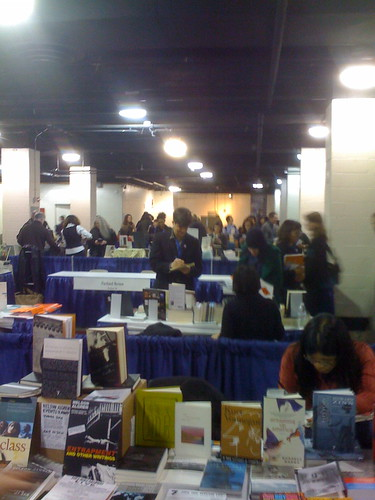 At the bookfair