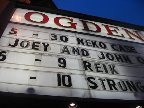 Neko Case Ogden 5-30-9