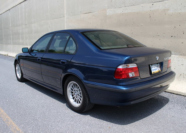 auto blue 6 car leather speed sedan germany 5 metallic german bmw series motor manual blau saloon v8 biarritz 44 540 bavarian bimmer 540i 6sp rwd e39 dohc tjaden werks 44l sphericalharmony