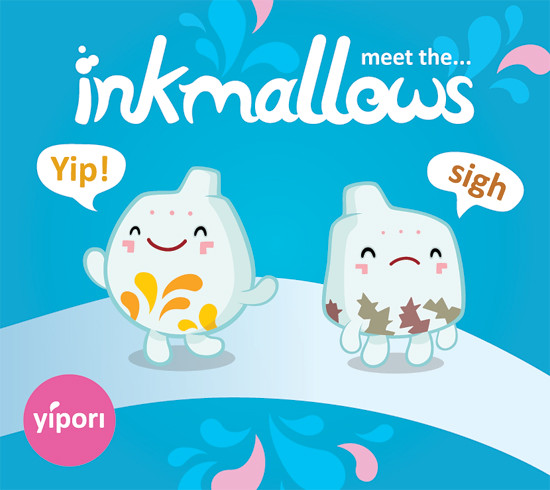 Meet the Inkmallows