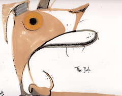 """""""the Dude and his Chin"""" - an Across the Pond comic by eric Hews  2008 (eric Hews) Tags: life boy usa dog white black color girl make start comics fun virginia is photo funny eric pix artist comic image action good yo humor cartoon emo creative picture free pic richmond dude honest photograph independent despair writer comicstrip conversation gif illustrator express jpg create toon simple jpeg something say yourself cartoons chin richmondvirginia meaning repeat observations sarcastic antidote bipolar cheekymonkey cynical observational hews inkblobs goodhearted erichewscom 2008erichewscom 2008erichews ennuizle"""