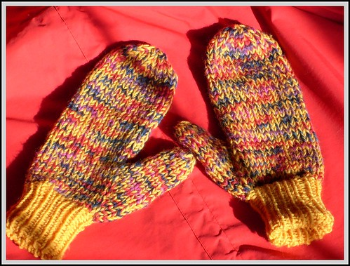 MY mittens!