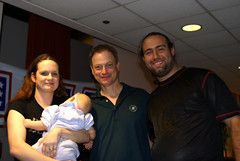US WITH GARY SINISE (Moments Captured In Time) Tags: birthday portrait people music baby man male men celebrity me female myself person photography us concert sony memories band catherine singer actor dslr csi unedited famouse forrestgump garysinise sonyalpha sonyalphadslra100 ltdanband jeanettehuston