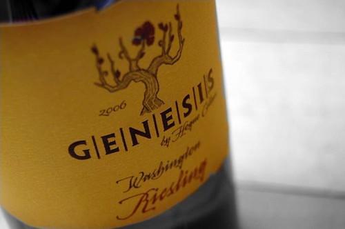 2006 Genesis Riesling