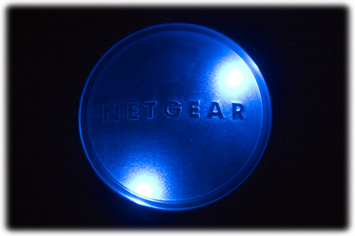 Netgear Wireless Router RangeMax WPN824GR