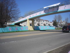 Robert St. Pedestrian Bridge