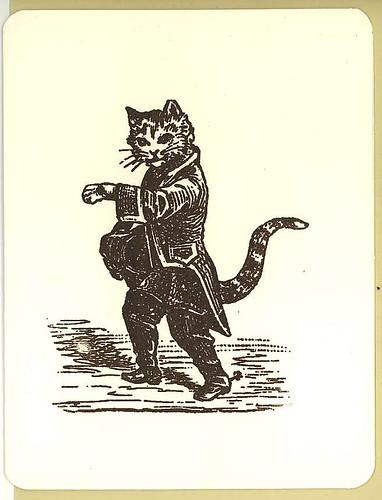 Cat in Boots Gooco Print