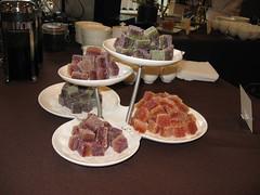 Pierre Hermé: Assortment of pâtes de fruits - Satine, Montebello, Ispahan