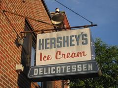 Old Sign (SReed99342) Tags: old streetart sign graffiti newjersey hersheys icecream trenton