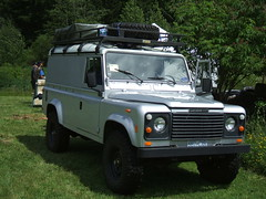 Land Rover Rally 08 Attendee 15