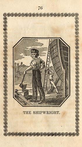 12 - El carpintero de barcos