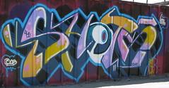 Alley 11 (bencorman) Tags: graffiti losangeles host 41shots dym host18