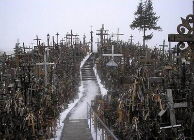 Hill of Crosses 6