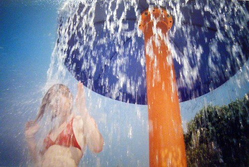 Waterfall Umbrella