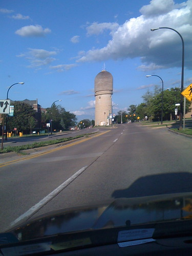 Ypsi Water Tower