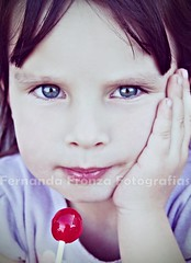 Girl with Lollipop... (Fernanda Fronza) Tags: blue baby love sc colors girl azul cores poser amor nikond50 explore beb santacatarina lollipop menina pirulito  duda 408 mariaeduarda indaial feza
