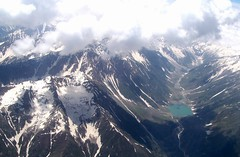 bird eye view of saif_ul_malook lake (TARIQ HAMEED SULEMANI) Tags: pakistan nature north lakes naran supershot lakesofpakistan tariqhameedsulemani saifulmalooklake