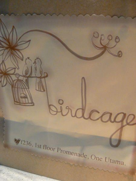 birdcage bag