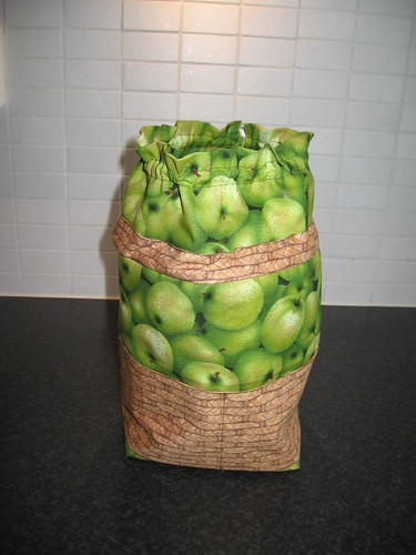 A Bushel of Apples bag