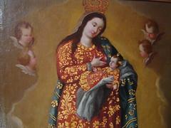 La Virgen de la leche (arosadocel) Tags: madonna mary virgin virginmary virgen mara materdei santamara virgenmara artereligioso artesacro artecatlico sanctamara